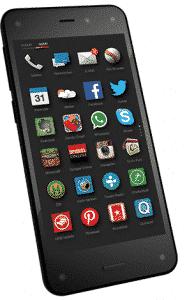Smartphone von Amazon