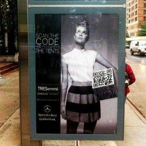 Plakate, QR Code etc. als Offline Mobile Marketing Maßnahme