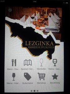 Die App bietet sich hervorragend für das Restaurant Marketing