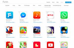 Smartphones und iTunes