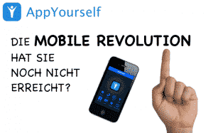 Mobile Applikation und das Mobile Marketing gehen Hand in Hand