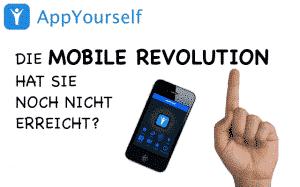 Mobile Applikation und das Mobile Marketing gehen Hand in Hand