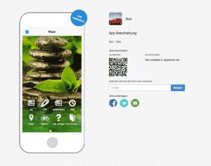 Neue Kunden gewinnen mit der Firmen App
