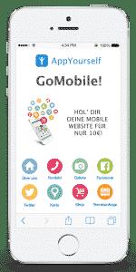 Die GoMobile!-Aktion von AppYourself