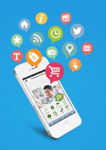 Mobile sein mit einer eigenen App