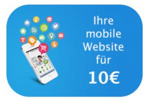 Angebot mobile sein