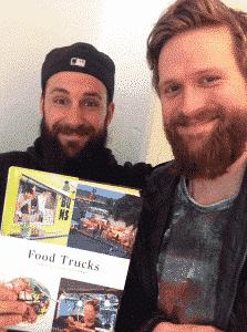 Vincent Vegan und seine Idee mit dem Food Truck