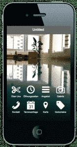 Eine Wellness App mit AppYourself erstellen