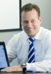 Tim Wolff und seine Vermögensberater App