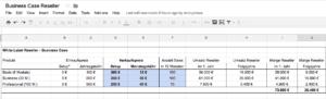 Berechnung des Business Cases für KMUs