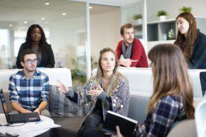 Kontakt zu den KMUs ist besonders wichtig