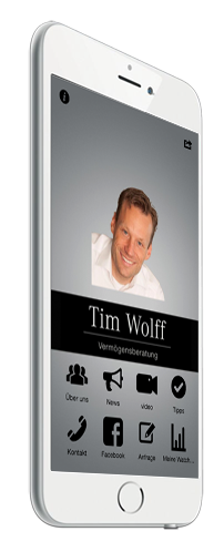 Beratungs-App mit Terminbuchung per Handy