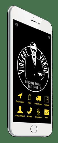 Gastronomie App mit Standortermittlung für mobile Restaurants