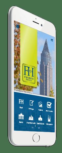 Hotel Apps bieten mobile Zimmerbuchung an