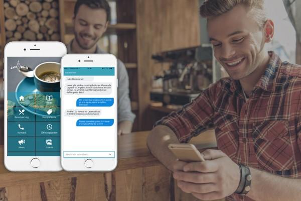 Das neue AppYourself präsentiert seine neue Chat-Funktion
