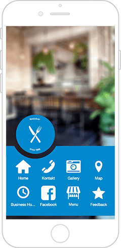 App erstellen einfach gemacht - Der App Baukasten von AppYourself