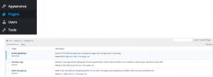 Using the smart widget for WordPress