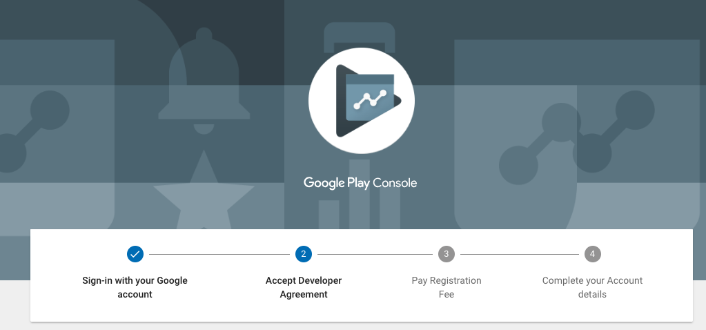 Using the Google Play Console