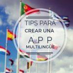 crear una app multilingüe