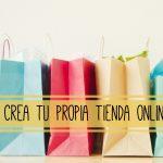 crear una App para tienda online