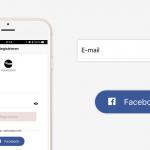 Die In-App Registrierung direkt in der App