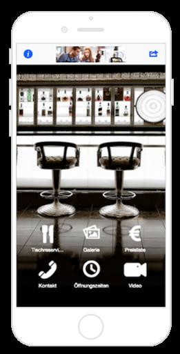 Restaurants nutzen den App Baukasten von AppYourself