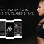 crear app para gimnasio