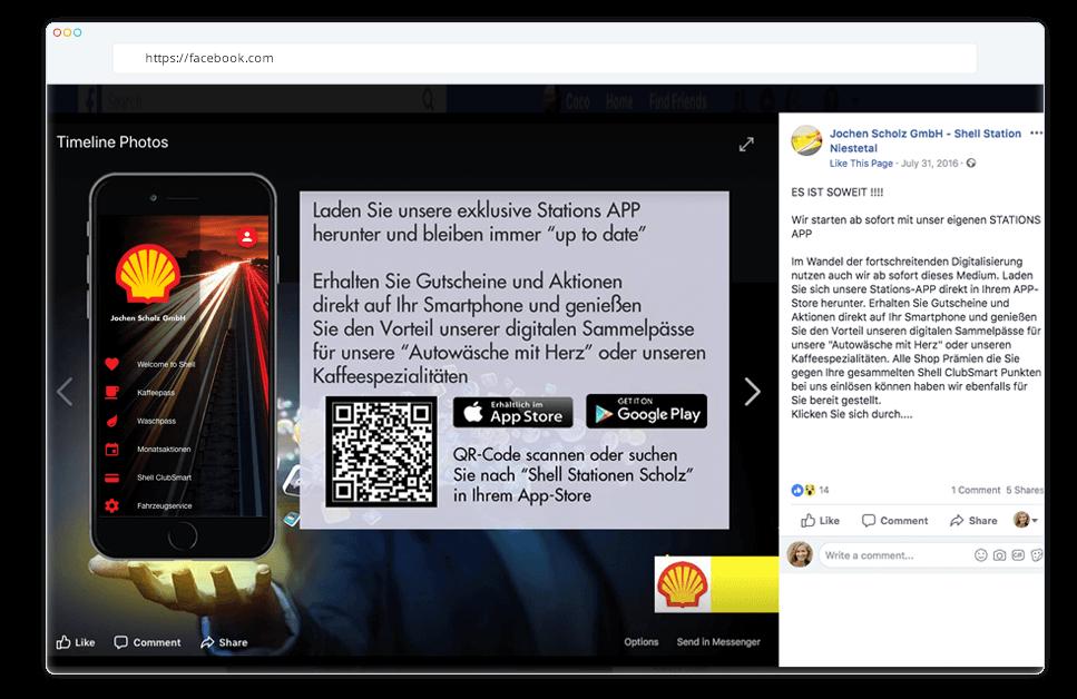Promote Deine eigene App auf Facebook und mache sie bekannt