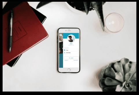 Business App für dein Unternehmen mit Kundenprofil