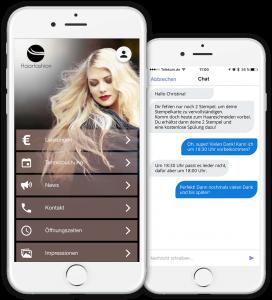Die eigene Friseur App - Ideal für das Salon Marketing