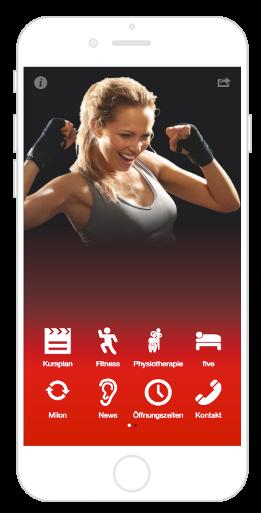 Beispiel der Impressumspflicht des Fitnessclubs Buena Vista Weissenberger
