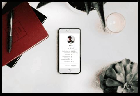 Kundenmanagement für kleine Unternehmen mit eigener App