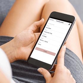 La reserva de citas de encuentra fácilmente en el creador de apps