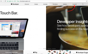 Creating an Apple Developer Account to submit apps to the App Store