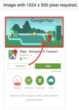 The feature graphic for the Google Play Sore