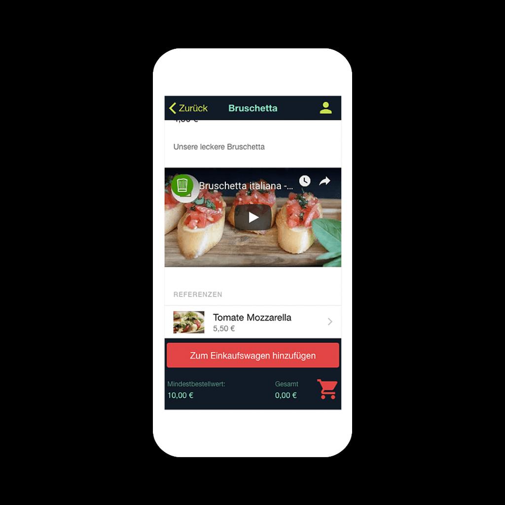 Produktvideos in der Shopping App für mehr Engagement