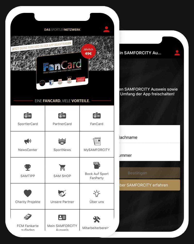Individuelle App - Preiswerte Custom App Entwicklung mit AppYourself