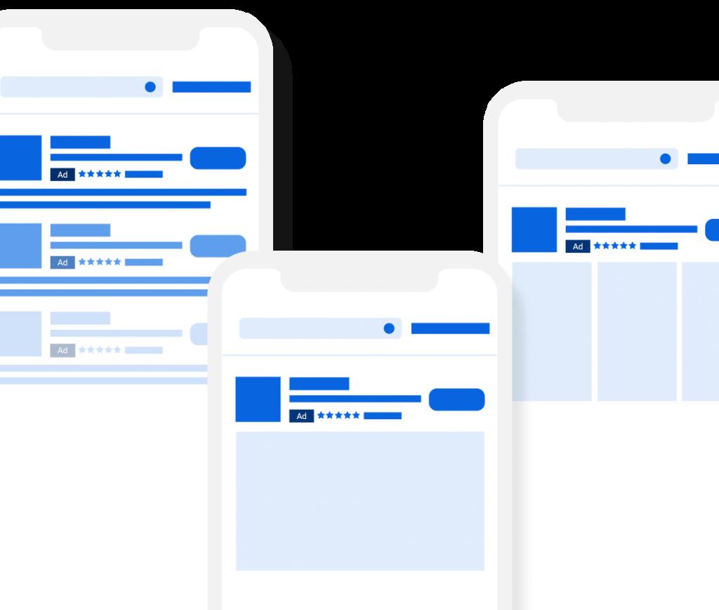 Die Search Ads im Apple App Store