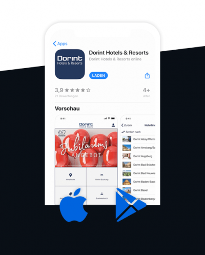 Submit your app to the app store with just one click