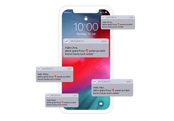 App erstellen mit Marketing Automation