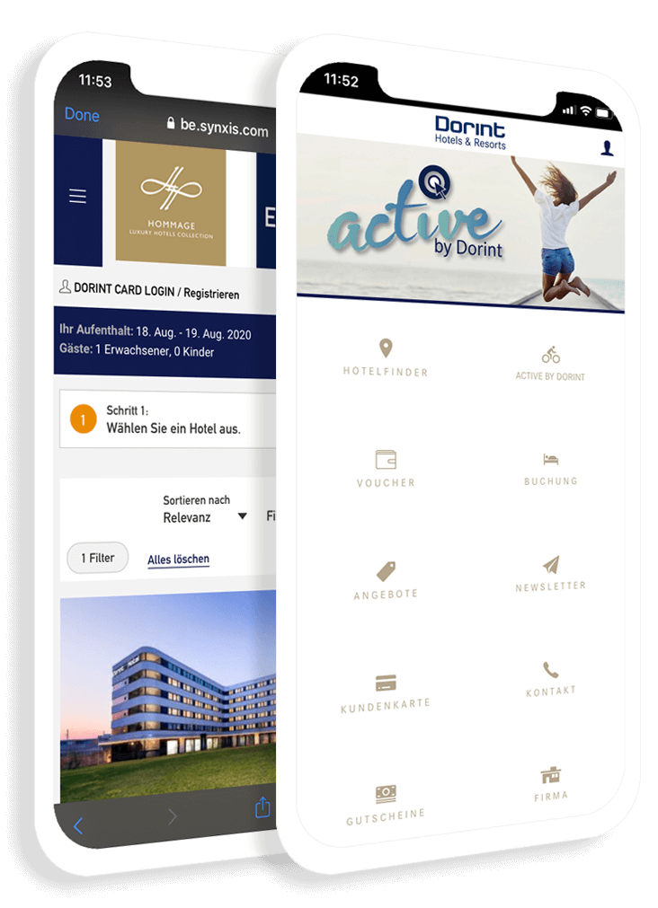 The industry app for the hotel and catering industry