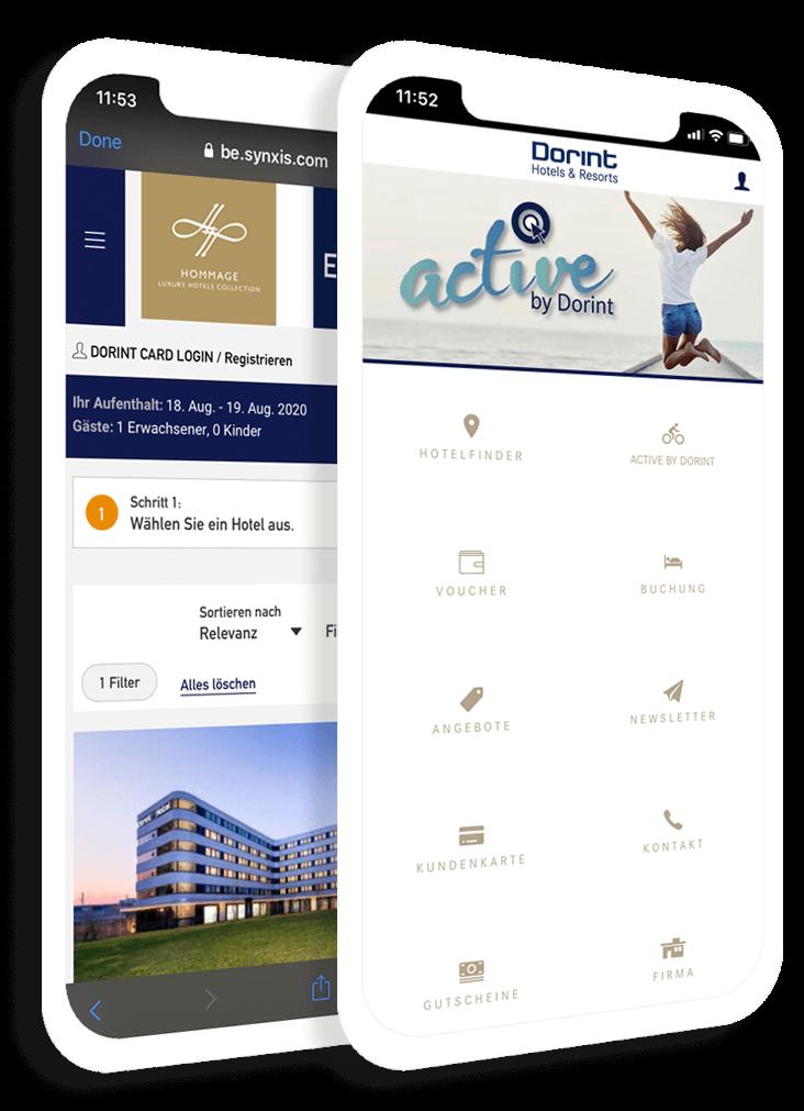 Die Branchen App für die Hotellerie und das Gastgewerbe