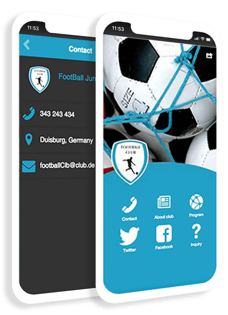Die Branchen App für Vereine und gemeinnützige Organisationen