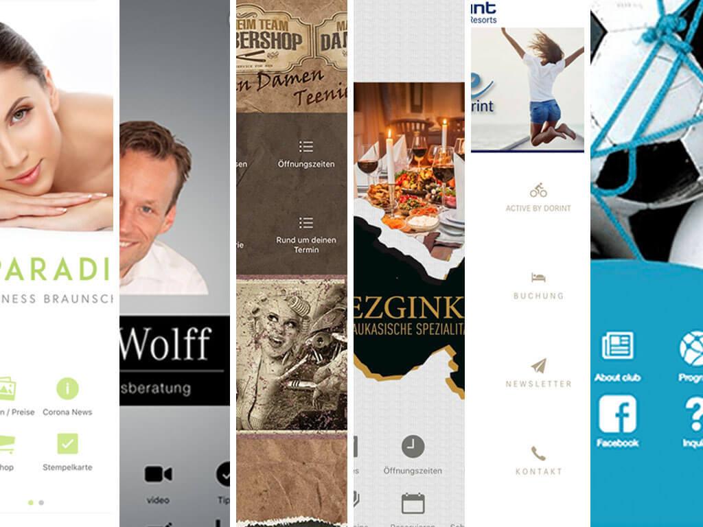 Die Branchen Apps für mehr Erfolg und mehr Kunden