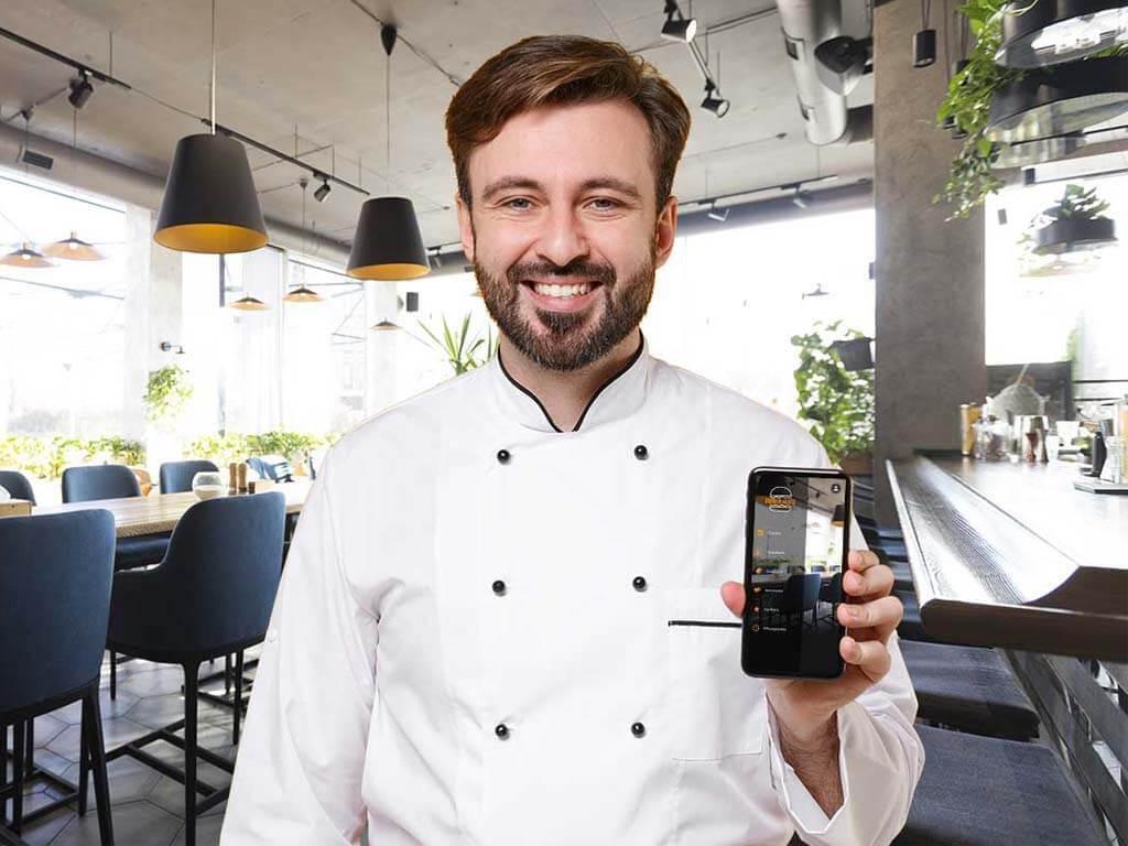 Gastro App Angebot für Dein Restaurant