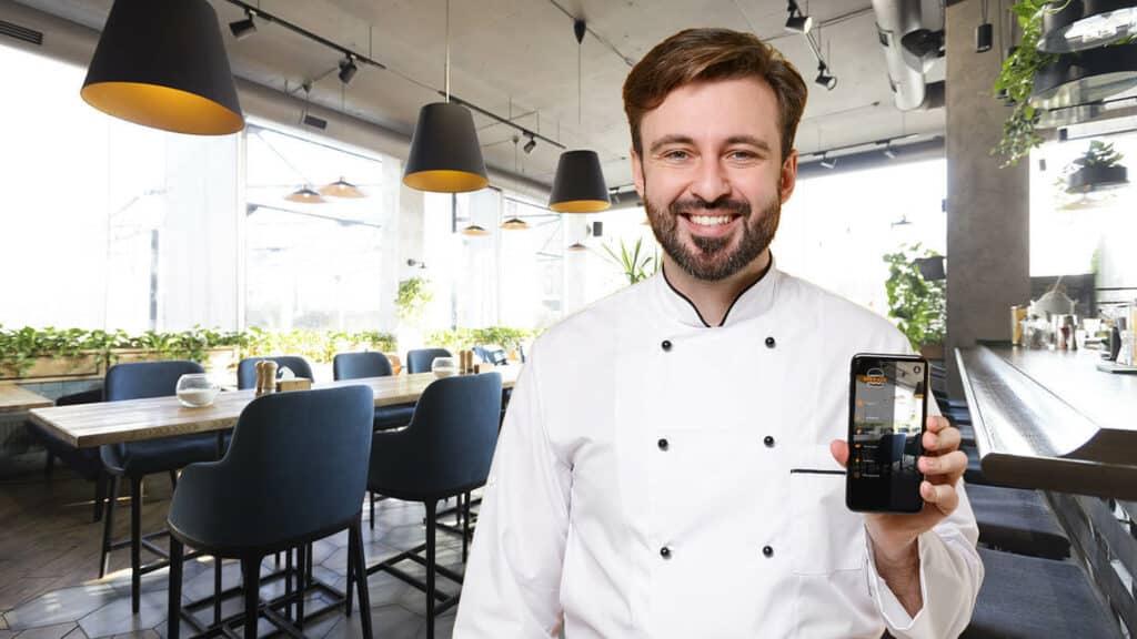 Gastro App Angebot: mobiles Hilfspaket für die Gastronomie