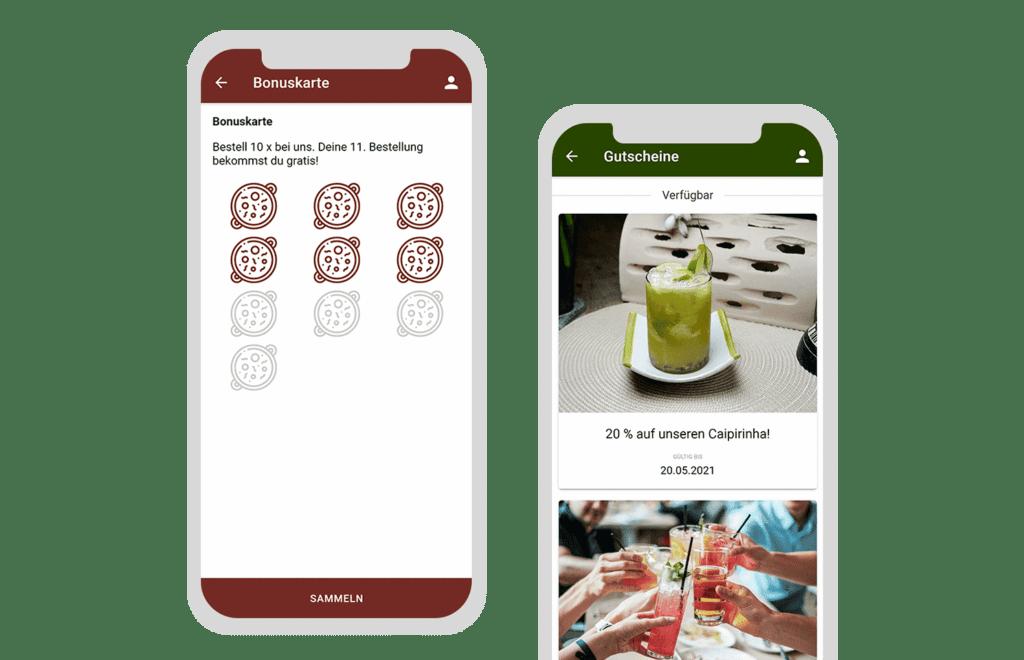 Die Digitalisierung der Gastronomie: Kundenbindung via digitaler Stempelkarten und Gutscheinen