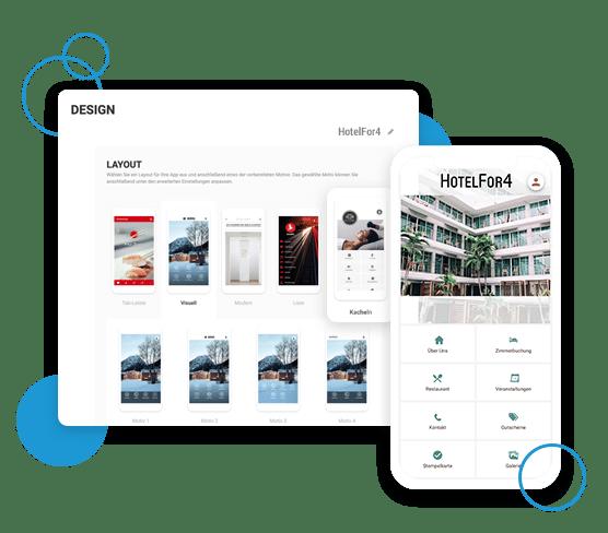 Mit dem White-Label-Baukasten erstellen Sie Kunden-Apps