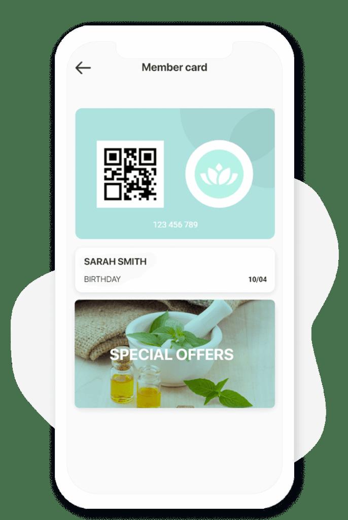 App-maker-digital-customer-card