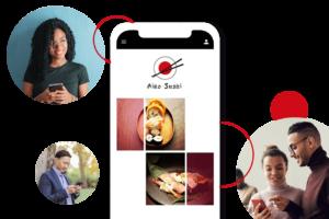 Do my customers need an app?